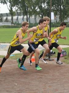 veldloop atletiekbaan Zwanenkamp